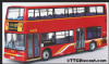 NORTHCORD UKBUS2005 Dennis Trident Plaxton President - First London - Route 207 Acton * PRE OWNED *